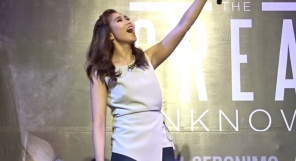 Sarah Geronimo GPS Online TV Fashion1abc